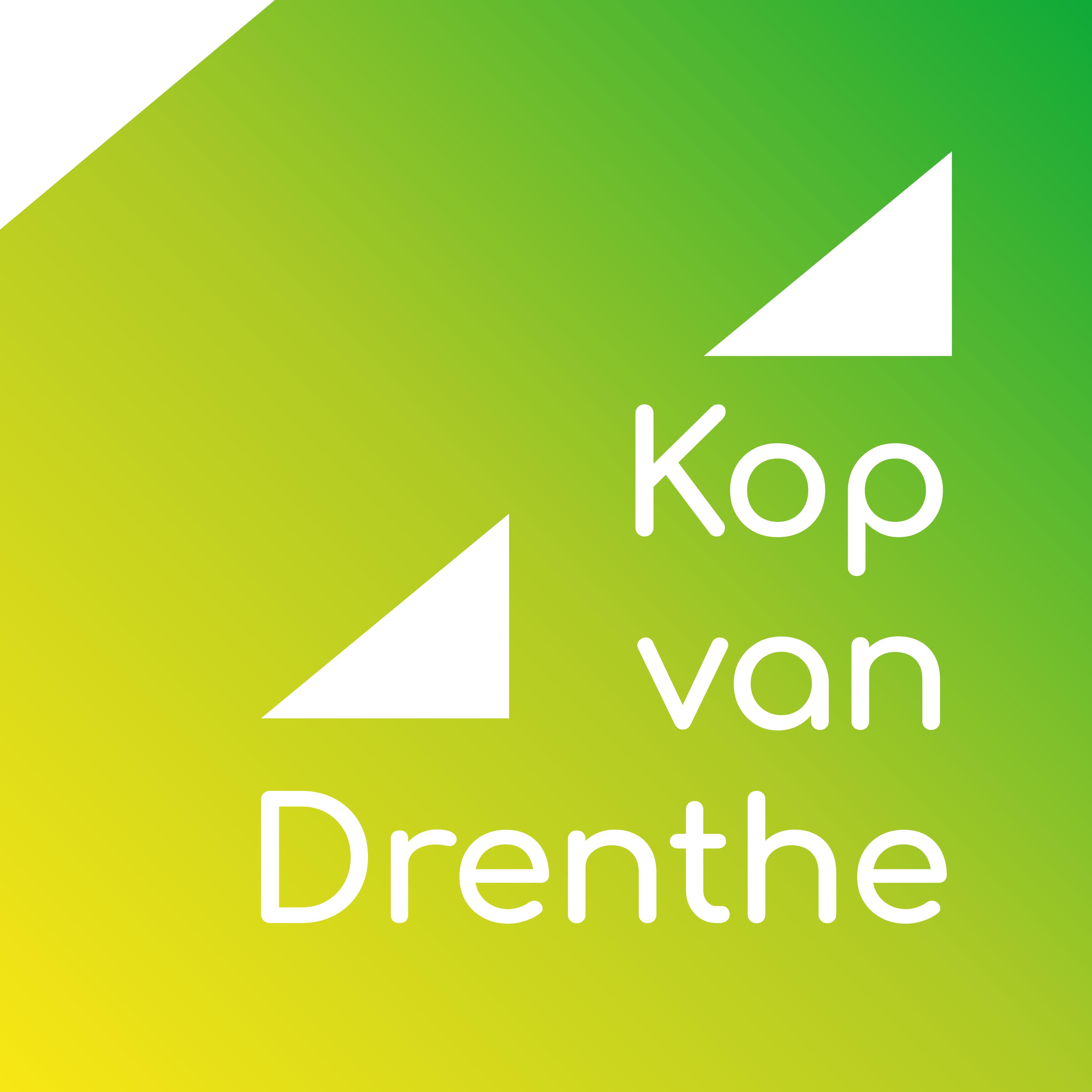 Logo stichting Kop van Drenthe